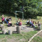 Homôlka 2013 príprava na táborák