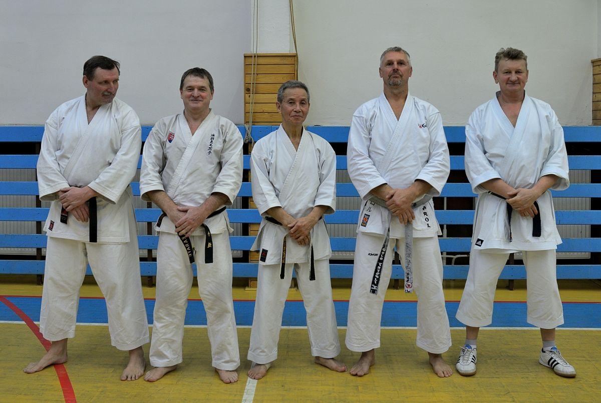 Semináre s Takeji Ogawom 470