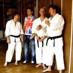 Vystúpenie karate Sokol Ilava 2006 Storočnica Sokola na Slovensku v Trenčíne 1068