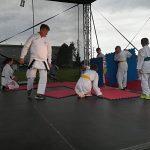 Vystúpenie karate Sokol Ilava 2019 100.r.športu v Ilave 1074