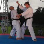 Vystúpenie karate Sokol Ilava 2019 100.r.športu v Ilave 1078