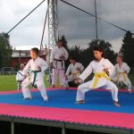 Vystúpenie karate Sokol Ilava 2019 100.r.športu v Ilave 1082