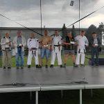 Vystúpenie karate Sokol Ilava 2019 100.r.športu v Ilave 1085