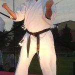 Vystúpenie karate Sokol Ilava 2019 100.r.športu v Ilave 1087