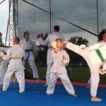 Vystúpenie karate Sokol Ilava 2019 100.r.športu v Ilave 1088