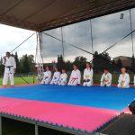 Vystúpenie karate Sokol Ilava 2019 100.r.športu v Ilave 1089