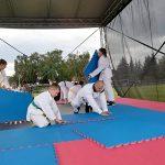 Vystúpenie karate Sokol Ilava 2019 100.r.športu v Ilave 1090