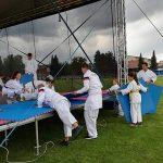 Vystúpenie karate Sokol Ilava 2019 100.r.športu v Ilave 1091