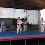 Vystúpenie karate Sokol Ilava 2019 100.r.športu v Ilave 1093