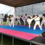 Vystúpenie karate Sokol Ilava 2019 100.r.športu v Ilave 1094