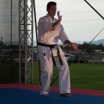 Vystúpenie karate Sokol Ilava 2019 100.r.športu v Ilave 1096